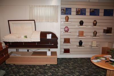 Cremation Selection Area